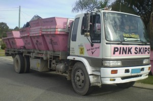 skip bins, mini skips, Perth south, household rubbish removal,