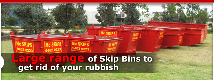 Skip Bins & Mini Skips Perth north of the river